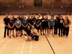 Shuttlescots - Badminton Taster