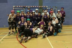 Mean City: An Introduction To Roller Derby