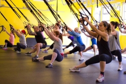 Thunder Personal Training- TRX Session