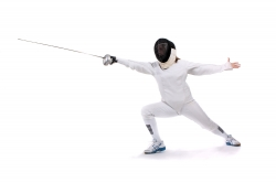 Fencing with Allsorts Youth Group