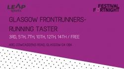Glasgow FrontRunners- Run Taster
