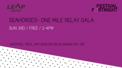 Seahorses- One Mile Relay Gala