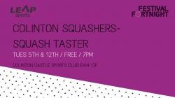 Colinton Squashers- Squash Taster