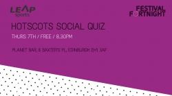 HotScots Social Quiz