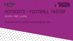 HotScots- Football Taster