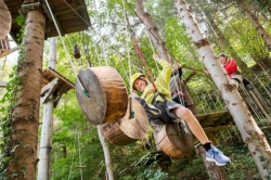 High Tree Rope Course