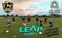 Glasgow Raptors RFC Intro to Rugby Bootcamp